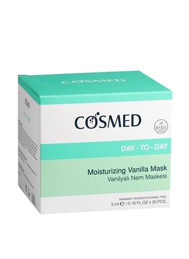 Cosmed Day To Day Vanilyalı Nem Maskesi 5 ml x 20 Adet Renksiz